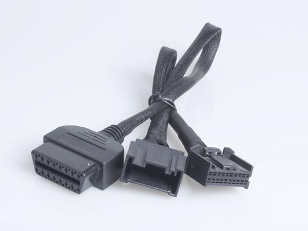 bmw 20 pin kabelbaum diagnosestecker bennzs. Black Bedroom Furniture Sets. Home Design Ideas