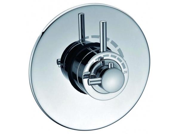 thermostat duscharmatur mit dualsteuerung guoren. Black Bedroom Furniture Sets. Home Design Ideas